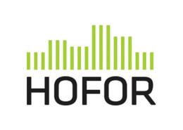 Hofor logo, rigtig str
