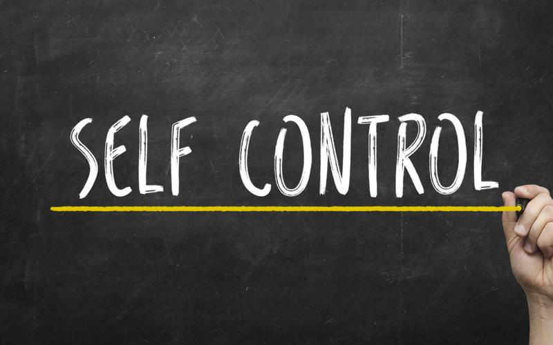 Øg din selvkontrol