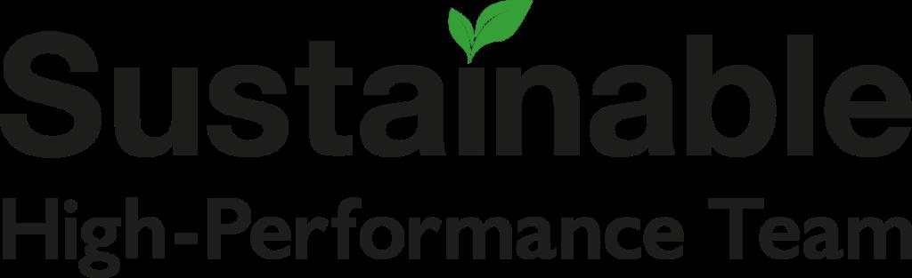 Headline sustainable high-performance team